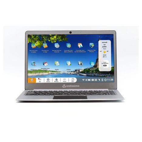 ORDISSIMO Ordinateur portable ART0371 64Go Gris métallique