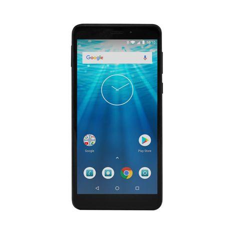 QILIVE Smartphone Q10 - 16 Go - Ecran 5.5 pouces - Noir