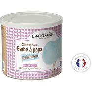 LAGRANGE Sucre pour Barbe à Papa  parfum Framboise - 380008