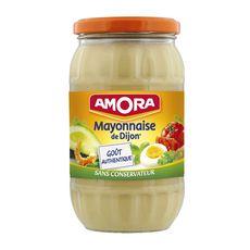 Amora mayonnaise de Dijon nature bocal 470 g