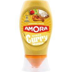 Amora sauce curry mangue 256g