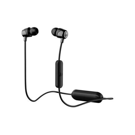 SKULLCANDY Ecouteurs JIB Wireless -  Bluetooth - Avec micro -  Intra-aural - Noir