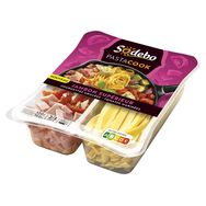 Sodebo Pastacook jambon courgette 450g