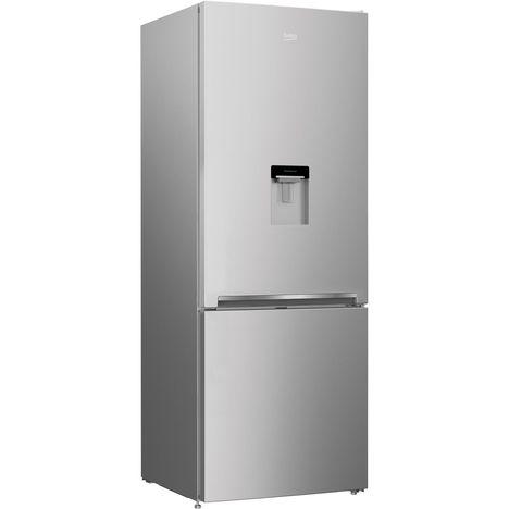 BEKO Réfrigérateur combiné CRCSE460K20DS, 464 L, Froid statique MinFrost