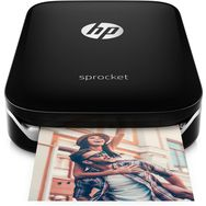 HP Imprimante photo couleur Bluetooth - Sprocket - Noir