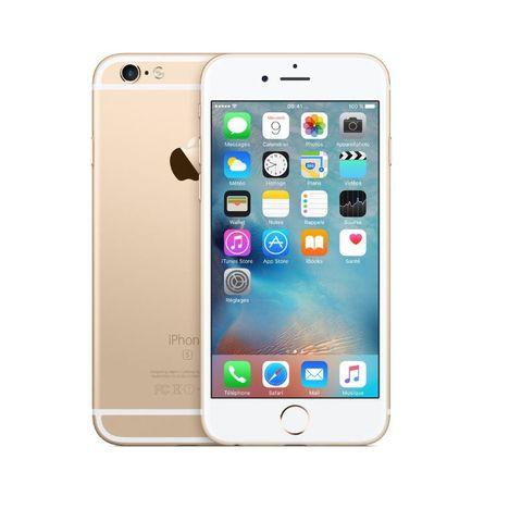 APPLE iPhone 6S -  128 Go - Ecran 4.7 pouces - 4G - Or