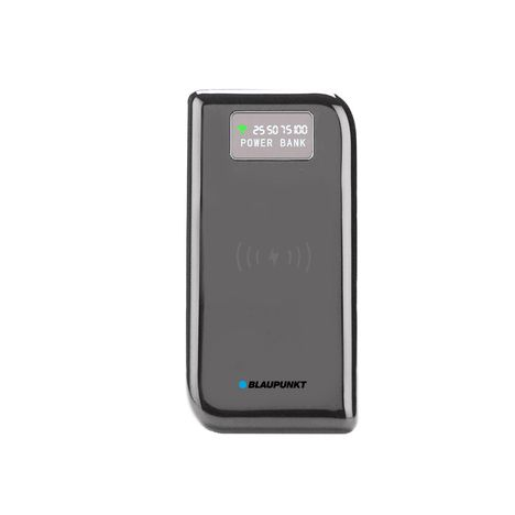 BLAUPUNKT Batterie de secours induction - 8000 mAh - Gris