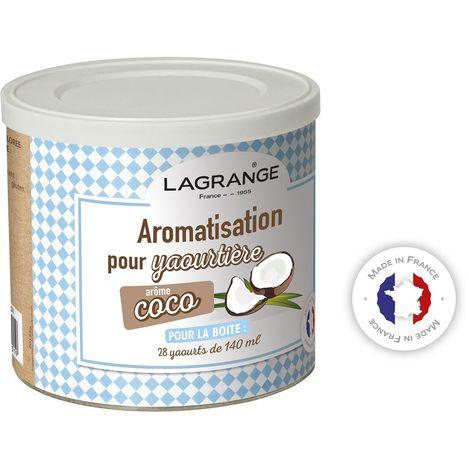 LAGRANGE Arôme pour yaourt  parfum Coco - 380330