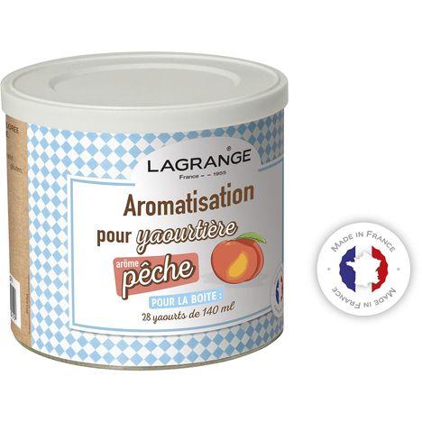 LAGRANGE Arôme pour yaourts parfum Pêche - 380340