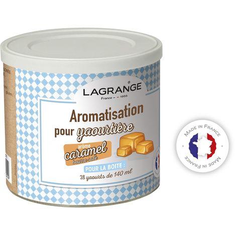 LAGRANGE Arôme pour yaourt parfum Caramel Beurre Salé - 380350