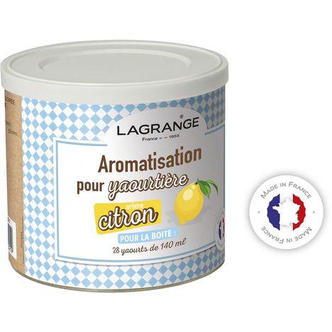 LAGRANGE Arôme pour yaourt parfum Citron - 380360