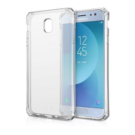 ITSKINS Coque pour Galaxy J7 2017 - Transparent