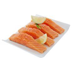 pavé de saumon x4 -560g