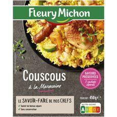 Fleury Michon couscous marocain 450g