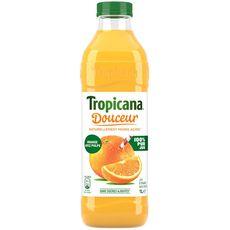 Tropicana pure premium douceur orange avec pulpe 1l