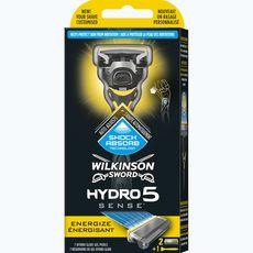 Wilkinson rasoir hydro 5 sense energize