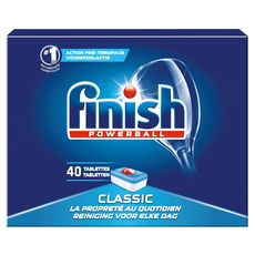 Finish powerball classic pastilles x40