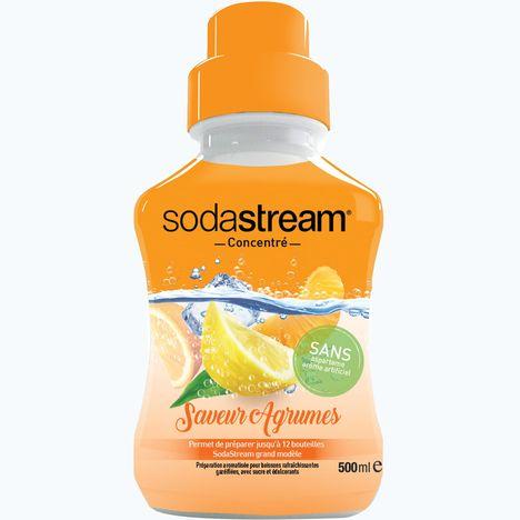 SODASTREAM Concentré saveur Agrumes pour boisson 30025993