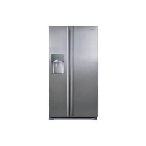SAMSUNG Réfrigérateur Américain RS7568BHCSP, 532 Litres, Froid No Frost