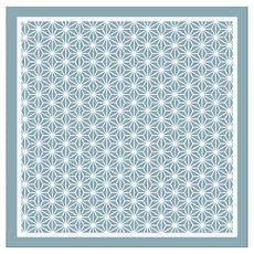 ACTUEL Actuel Serviettes en papier 33x33cm motifs gris blanc x20 3 plis 20 pièces