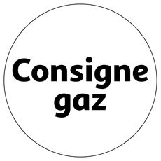 BUTAGAZ Butagaz Consigne de gaz propane 13kg 13kg