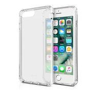 ITSKINS Coque semi-rigide pour iPhone 6 Plus / 7 Plus/ 8 Plus - Translucide