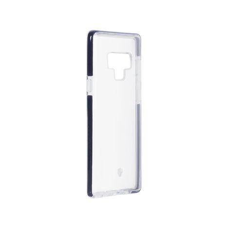 FORCE CASE Coque renforcée pour Galaxy Note 9 G960 - Translucide et gris foncé