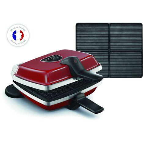LAGRANGE Gaufrier croque-monsieur Super 2 Antiadhésif 039432