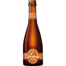 LA GOUDALE Bière ambrée à l'ancienne 7,2% bouteille 33cl