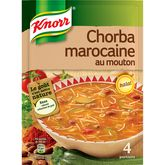 Knorr soupe chorba marocaine 1l