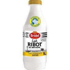 BRIDEL Bridel lait ribot entier 1l