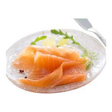 Auchan saumon fumé sauvage tranche x14 -420g