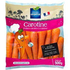 Petites carottes à cuisiner 500g