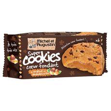 MICHEL ET AUGUSTIN Michel Et Augustin cookies amande et cœur praliné 180g