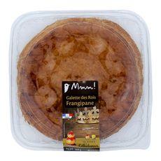 AUCHAN MMM! Mmm! galette à la frangipane pur beurre 500g