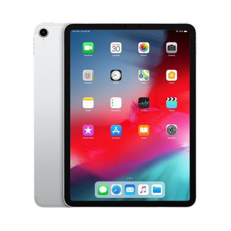 APPLE Tablette tactile iPad Pro 11 pouces Argent 64 Go 4G Wi-Fi + Cellular