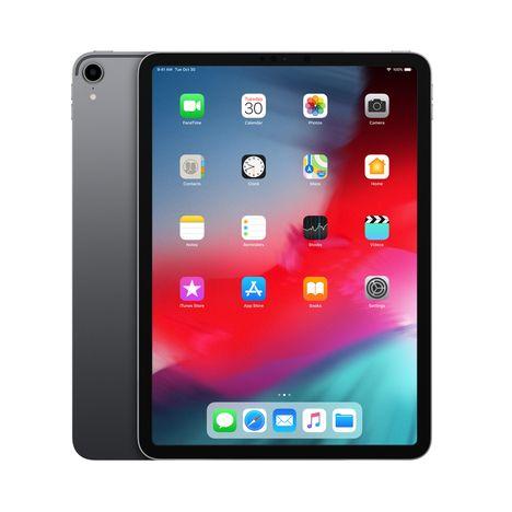 APPLE Tablette tactile iPad Pro 11 pouces Gris Sidéral 512 Go