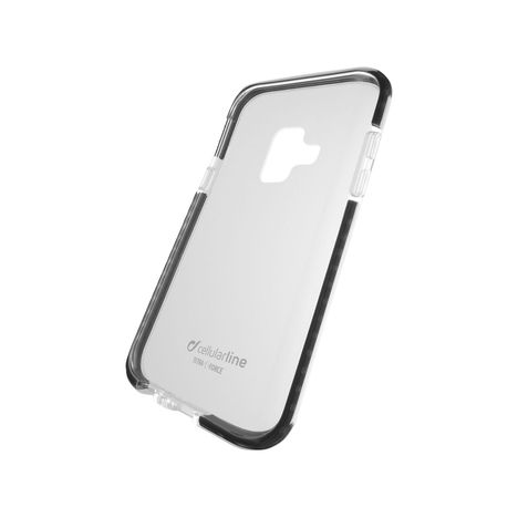 CELLULARLINE Coque pour Galaxy J6 Plus - Transparent