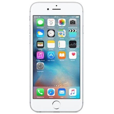 APPLE iPhone - 6S - 32 Go - Ecran 4.7 pouces - Argent - 4G