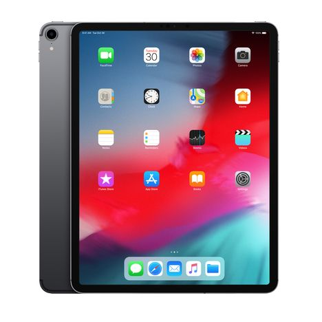 APPLE Tablette tactile iPad Pro 12.9 pouces Gris sidéral 64 Go 4G Wi-Fi + Cellular