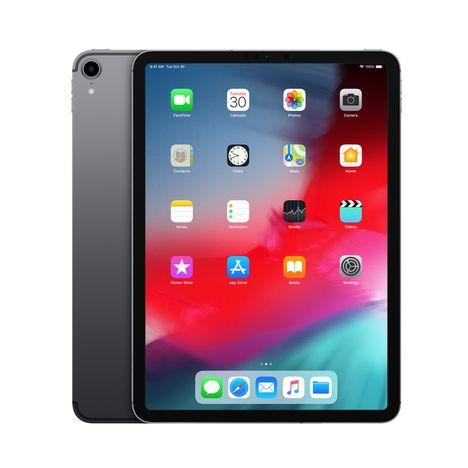 APPLE Tablette tactile iPad Pro 11 pouces 64 Go Wi-Fi + Cellular Gris sidéral