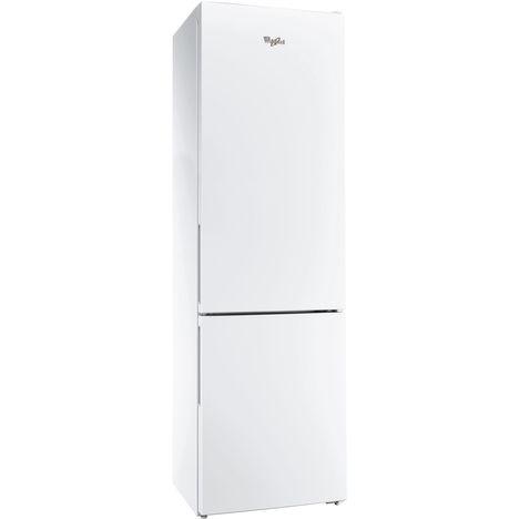 WHIRLPOOL Réfrigérateur congélateur WNF8T2IW,  338 L, Froid ventilé Total No Frost