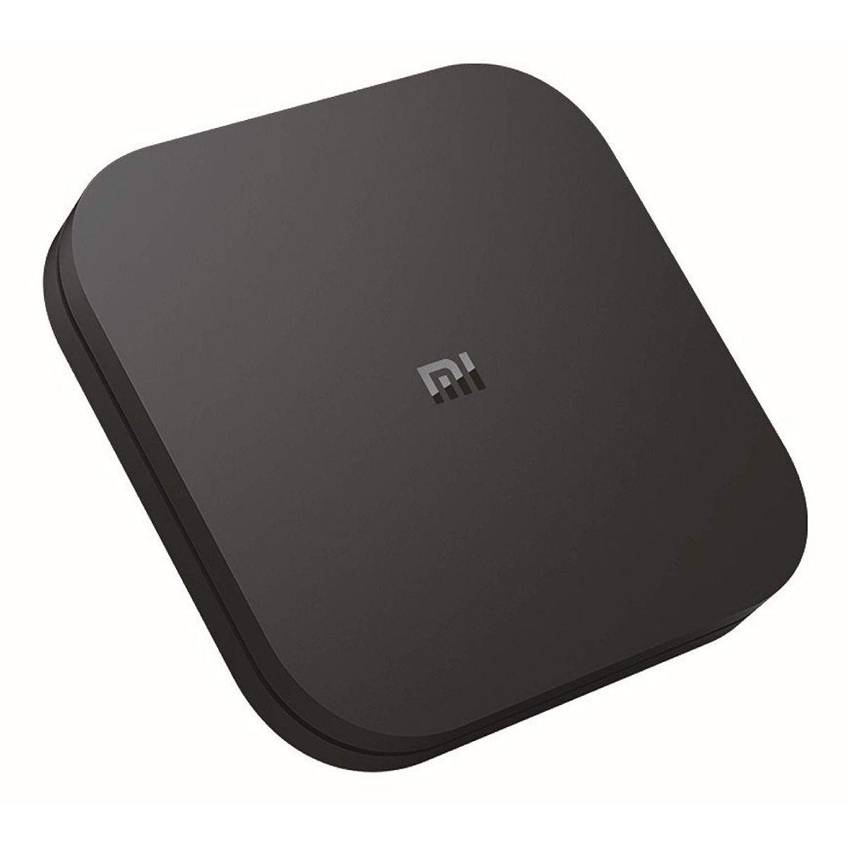 Passerelle multimédia Android - Mi Box S TV 4K - Noir