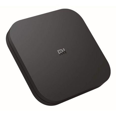 XIAOMI Passerelle multimédia - Mi Box TV S 4K  - Noir