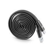 CELLULARLINE Chargeur - USBDATAROLTYCK - USB Type-C - Noir