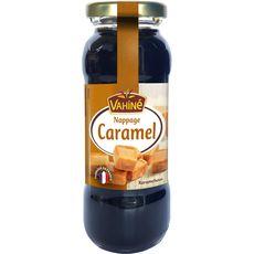 Vahiné caramel liquide naturel 210g