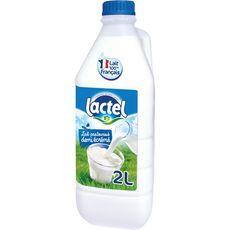 LACTEL Lactel lait pasteurisé demi-écrémé 2l 2l