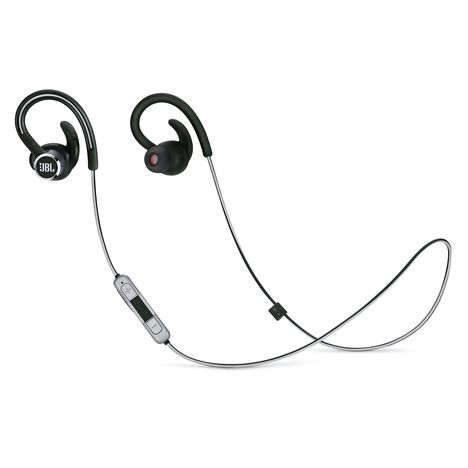 JBL Reflect Contour 2 - Noir - Écouteurs de sport sans fil