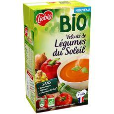 Liebig bio velouté de légumes du soleil 1l