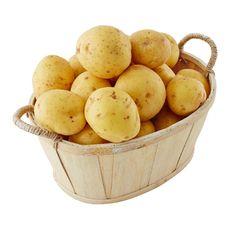 Pommes de terre bio pour four et purées 2,5kg 2,5kg